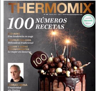 THERMOMIX MAGAZINE Nº100 ONLINE