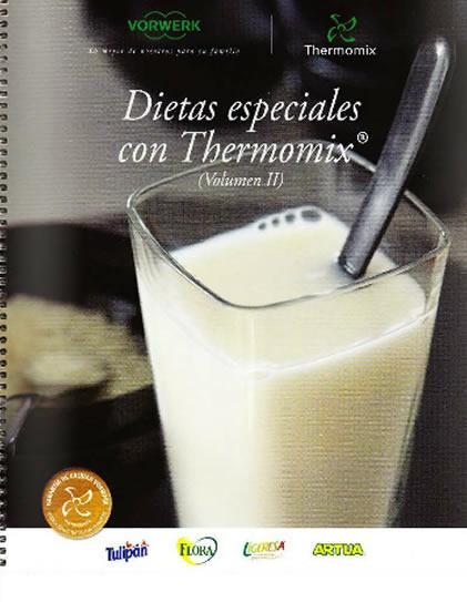 DIETAS ESPECIALES CON THERMOMIX VOLUMEN 2