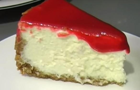 NEW YORK CHEESECAKE (TARTA DE QUESO)
