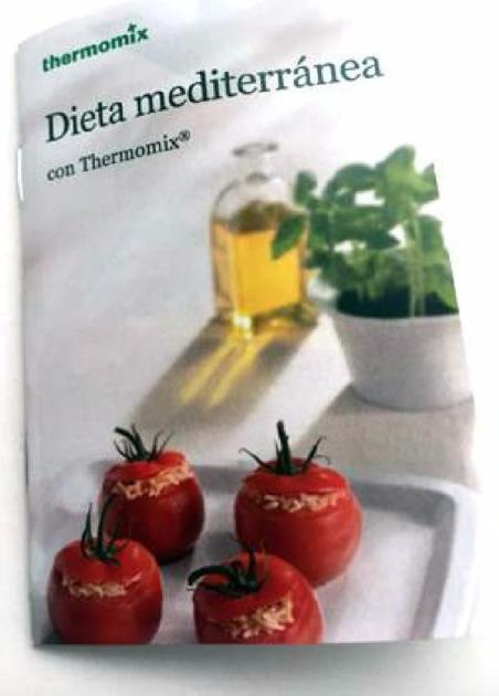 DIETA MEDITERRÁNEA (thermomix digital)